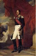 Leopold I, King of the Belgians Franz Xaver Winterhalter