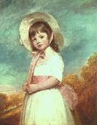 Miss Willoughby George Romney