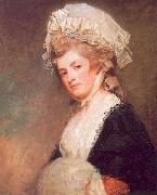 Mrs Mary Robinson George Romney