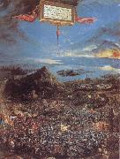 The Battle at the Issus Albrecht Altdorfer