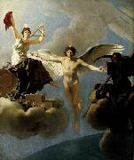 The Genius of France between Liberty and Death Baron Jean-Baptiste Regnault