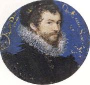 Self-Portrait,Aged Thirty Nicholas Hilliard