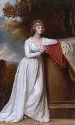 Barbara, Marchioness of Donegal, third wife to Arthur Chichester, 1st Marquess of Donegall George Romney