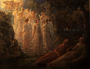 The golden stairs Louis Janmot