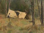 The Artist Camp Tom roberts