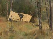 The Artists  Camp Tom roberts