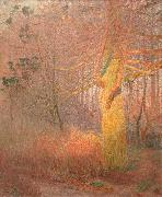 Tree in the Sun Emile Claus