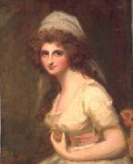 later Lady George Romney