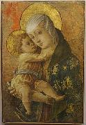 Madonna with Child Carlo Crivelli