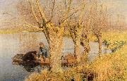 Bringing in the Nets Emile Claus