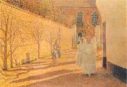 First Communion Emile Claus