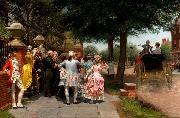 A Colonial Wedding Frederick james shields
