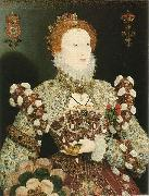 Elizabeth I, the Pelican portrait, Nicholas Hilliard