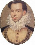 Miniature of d'Alencon Nicholas Hilliard