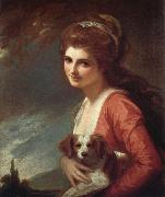 Lady hamilton as nature George Romney
