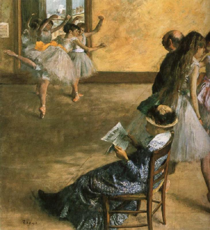albert bierstadt museum ballet dancers edgar degas. Black Bedroom Furniture Sets. Home Design Ideas