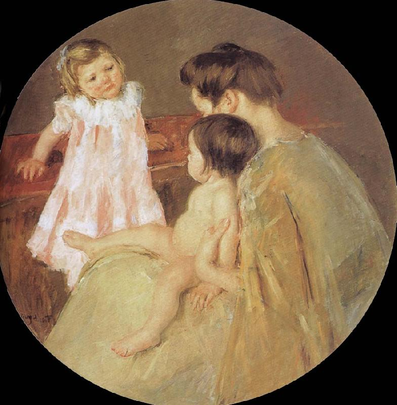 Mary Cassatt American Impressionist Painter 18441926 Guide to pictures of works by Mary Cassatt in art museum sites and image archives worldwide