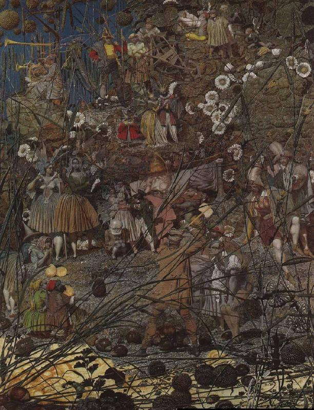 Richard Dadd Fairy Fellers Master Stroke