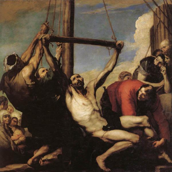 Jose de Ribera The Martyrdom of St. philip